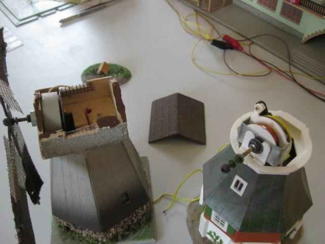 Faller Windmühle 233