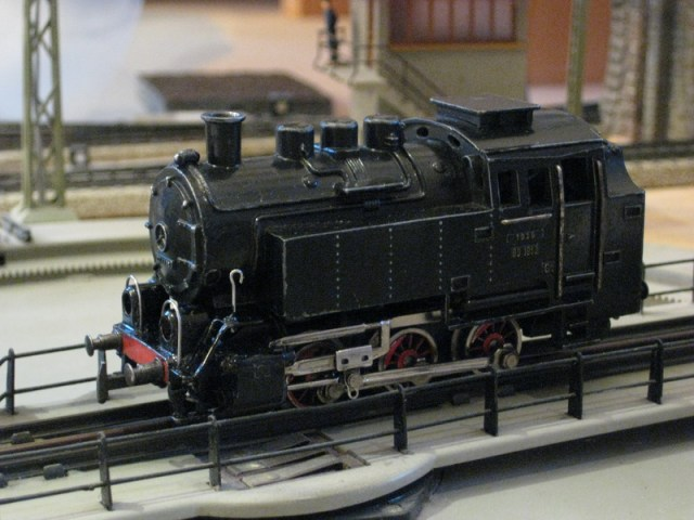 BR 80 Umbau für Märklin