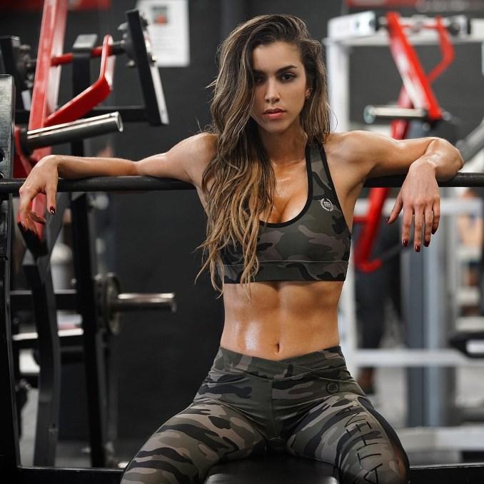 Anllela Sagra Fitness Model Modelli di Successo