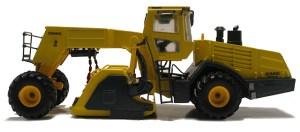 MPH 125 Bomag Recycler  Soil stabilizer escala 150