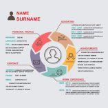 Cómo diseñar una infografía para currículum