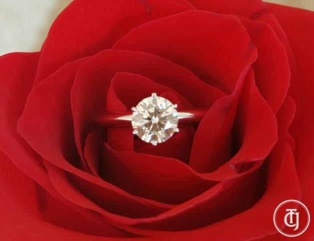 diamond jewellery, Tiffany & Co