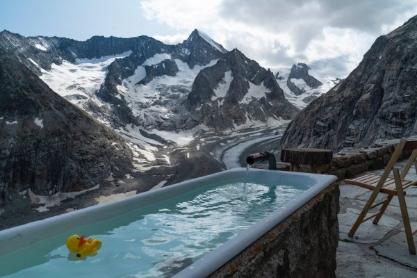 Wim Hof method, icebath
