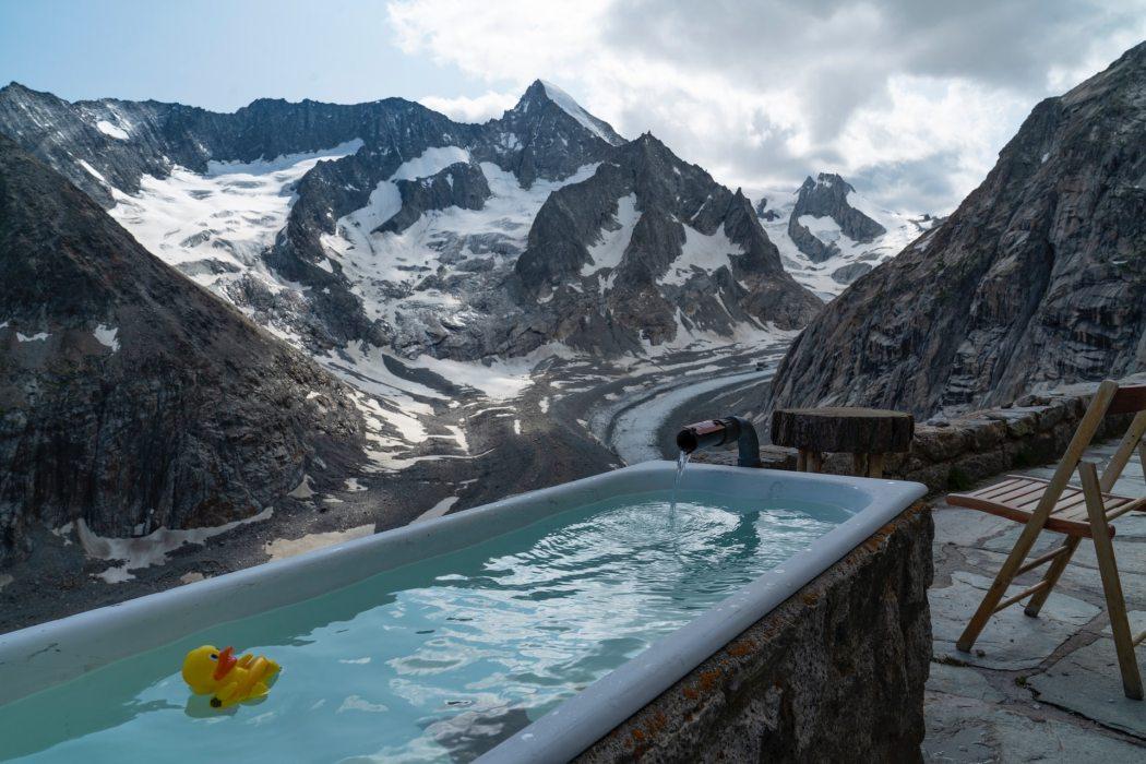 Wim Hof method, icebath