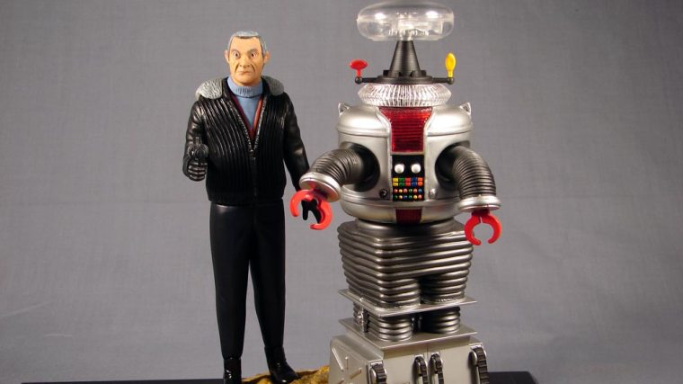 Perdidos en el Espacio: Dr. Zachary Smith y el Robot B-9