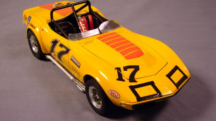 Chevrolet Corvette Racing 1972