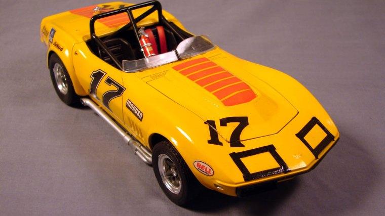 Chevrolet Corvette Racing 1972
