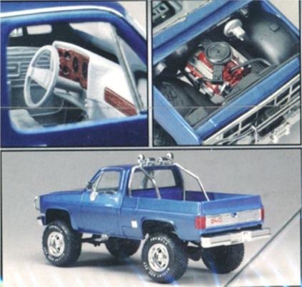 1984 GMC 4WD Pickup 125 Fs