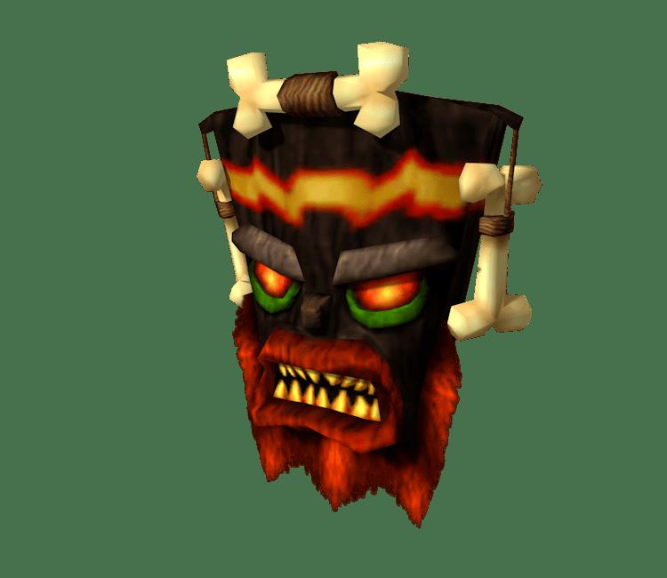 GameCube Crash Nitro Kart Uka Uka The Models Resource
