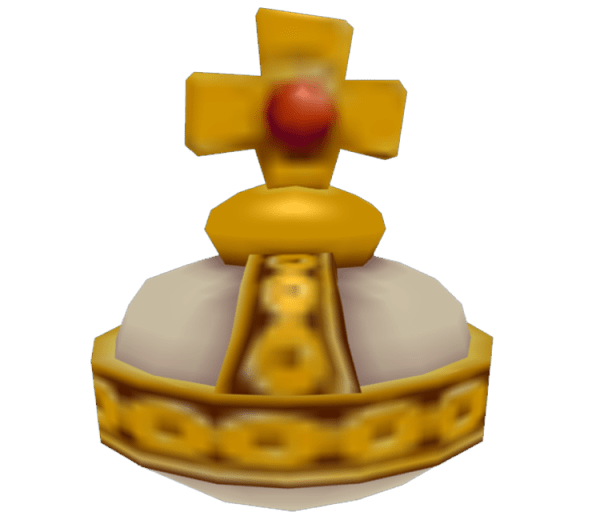 GameCube - Worms 3D - Holy Hand Grenade - The Models Resource