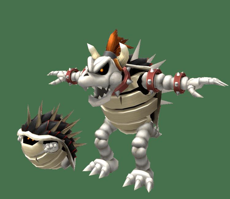 Custom Edited Super Smash Bros Brawl Project M Giga Dry Bowser The Models Resource