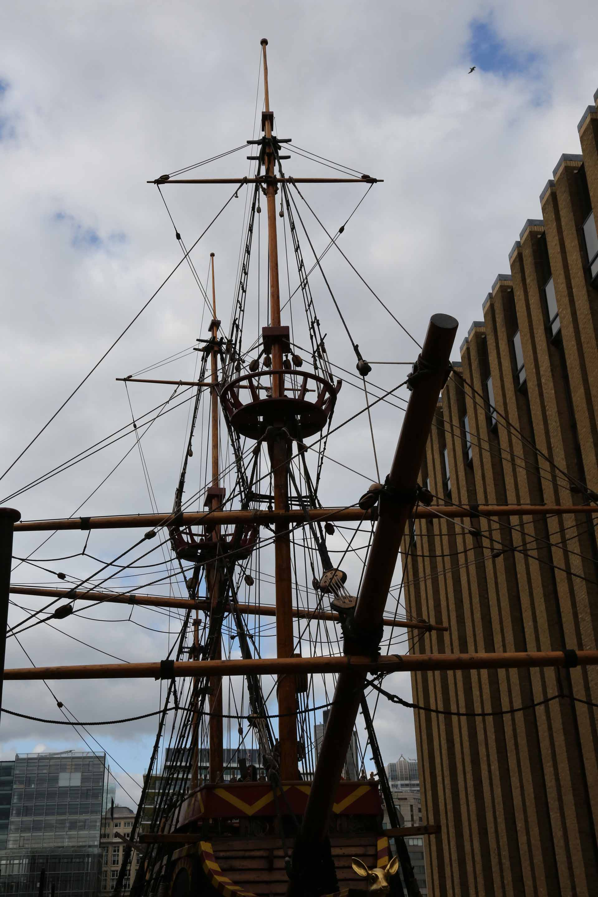 Photos Of Golden Hinde Ii Replica Of Sir Francis Drake S