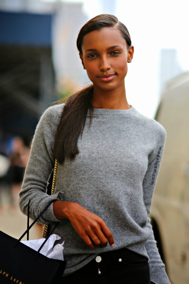 Jasmine Tookes New York September 2014 ModelsJam