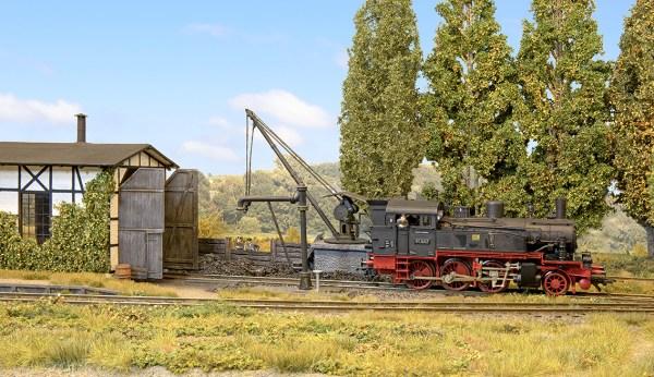 modelbouw treinen voor beginners