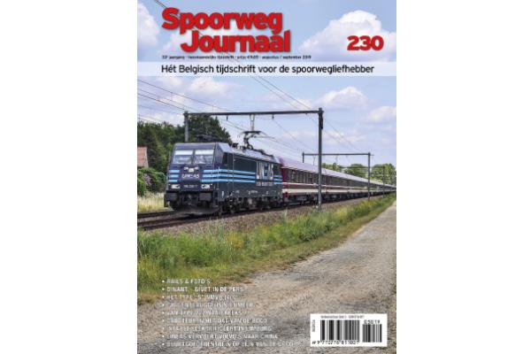 Cover Spoorwegjournaal 230