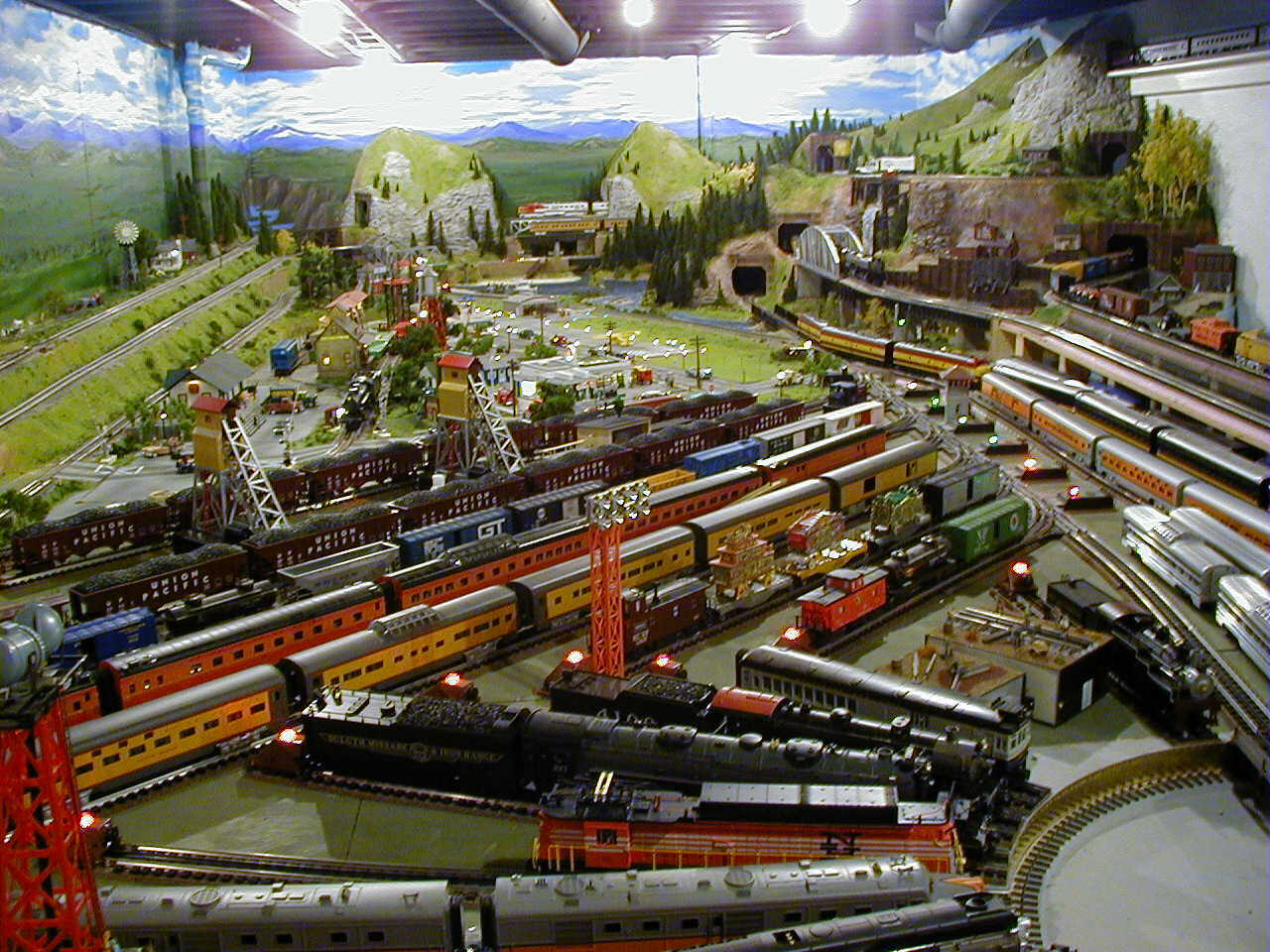 Kato N Scale Starter Sets