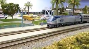 American HO Model Railroad Image 4