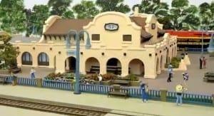 American HO Model Railroad Image 5