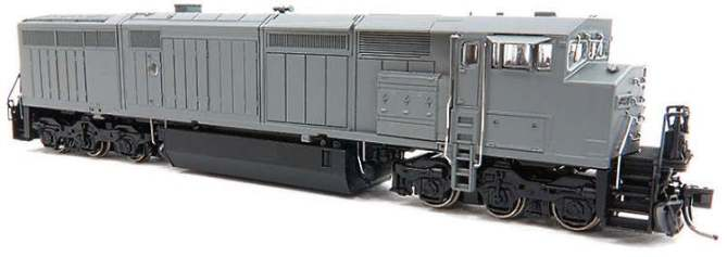 Rapido Trains Inc new N Scale model of the Canadian version of the Dash 9-40CM loco