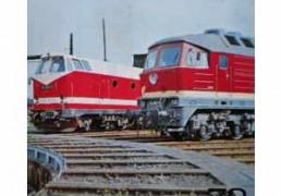 Eisenbahn Jahrbuch DDR Reischsbahn 1978