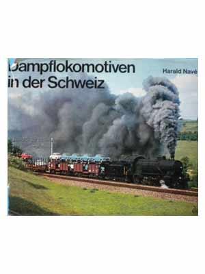 Dampflokomotiven in der Schweiz, Harald Navé