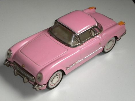 tinplate corvette