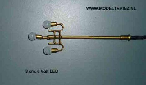 Dorpslantaarn 2 LED