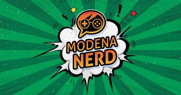 Risultati immagini per modena nerd 2019