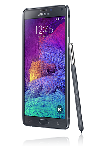 Samsung N910F Galaxy Note 4 charcoal black, 32GB