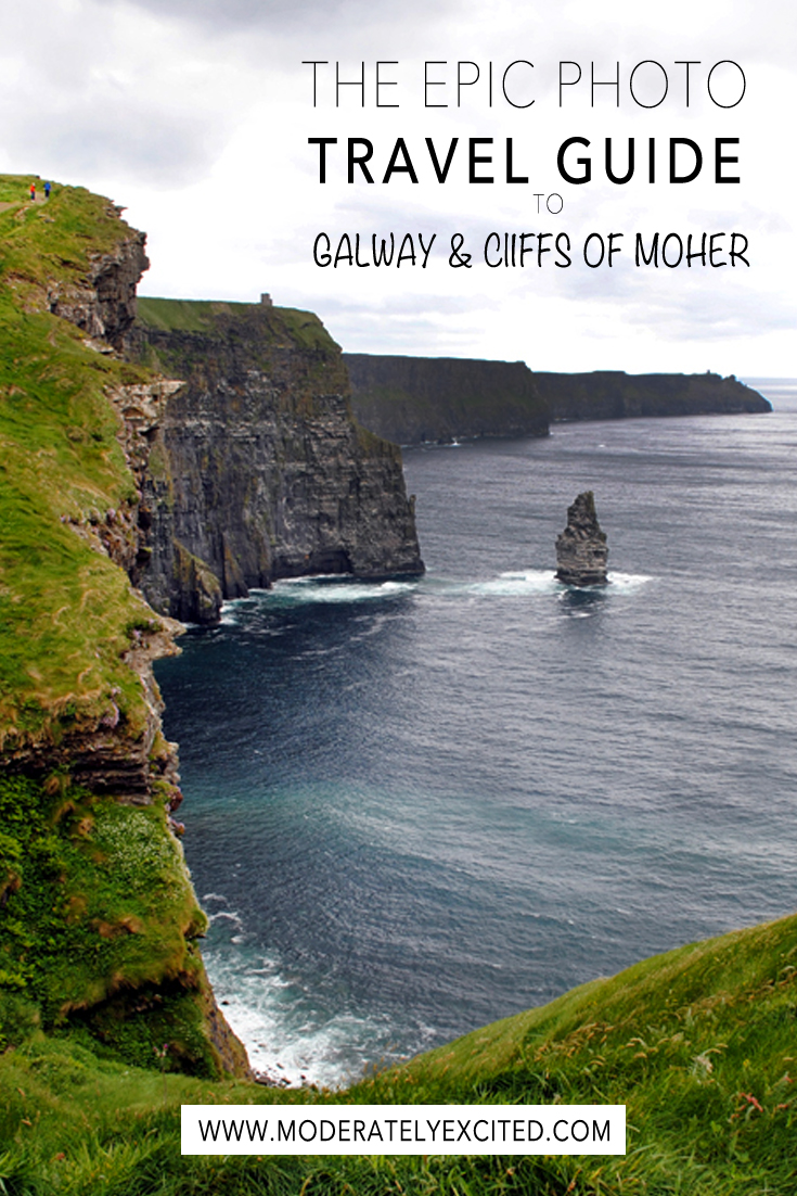 The epic photo travel guide to Galway and Cliff's of Moher in Ireland