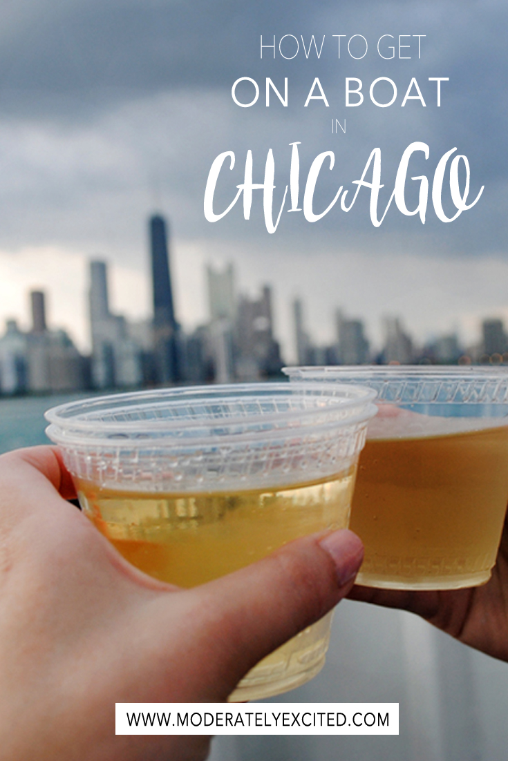 The only guide you need to getting on a boat during your next visit to Chicago.