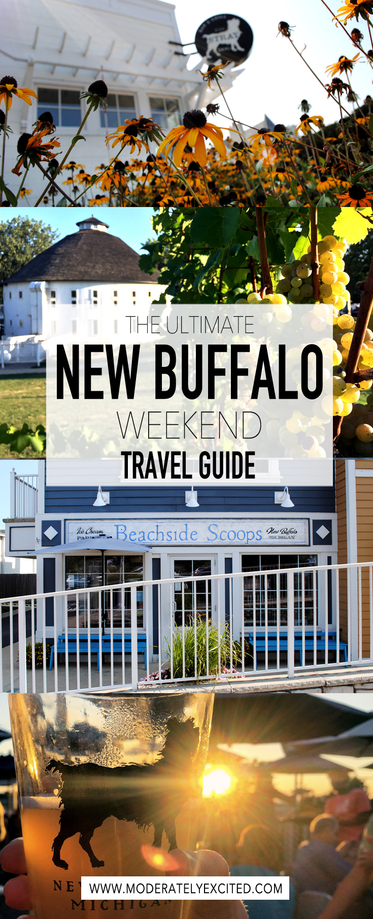 The ultimate weekend guide to New Buffalo Michigan