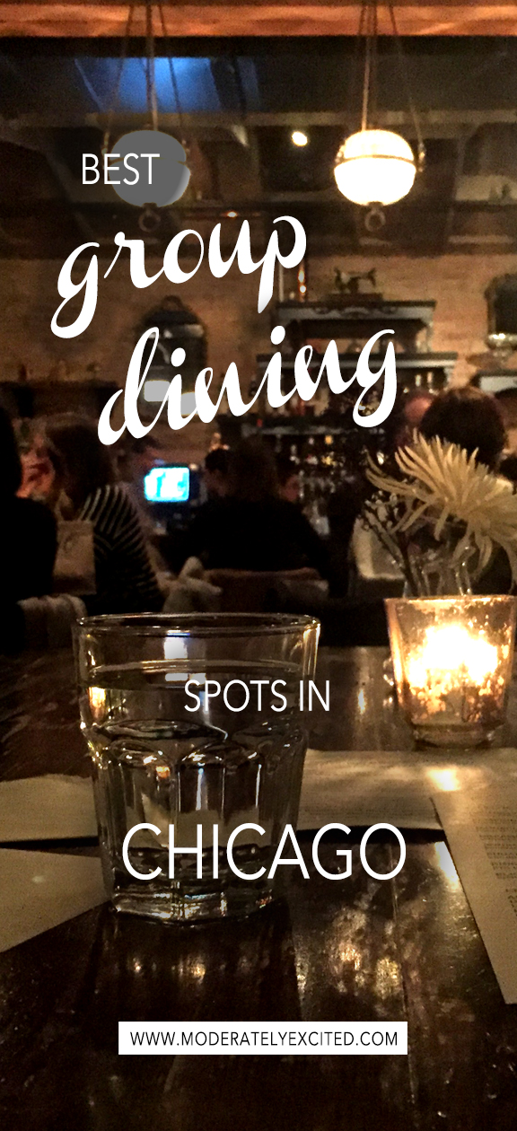 Is It Good For Groups Best Places For Group Dining In