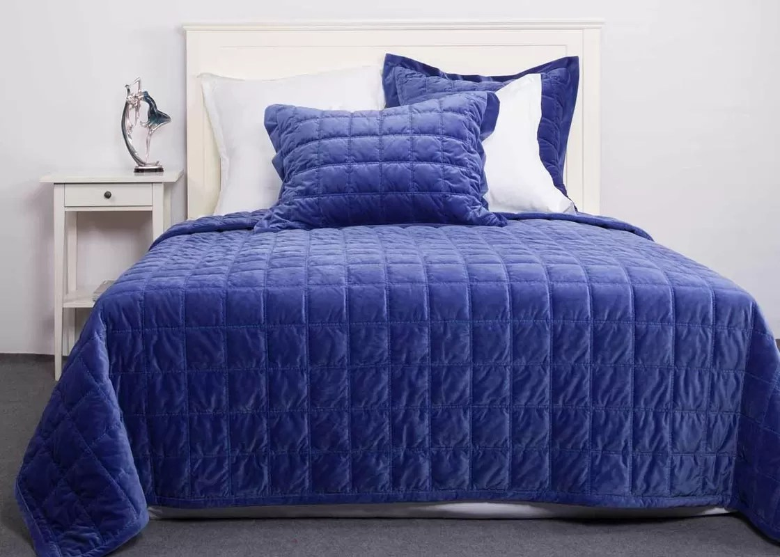 King Size Velvet Quilts