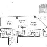 101 Westcott 305 floor plan