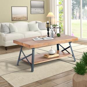wire leg coffee table