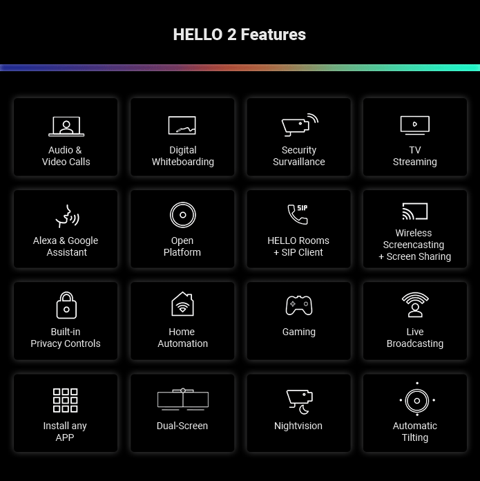 This image has an empty alt attribute; its file name is Hello-2-Features.png