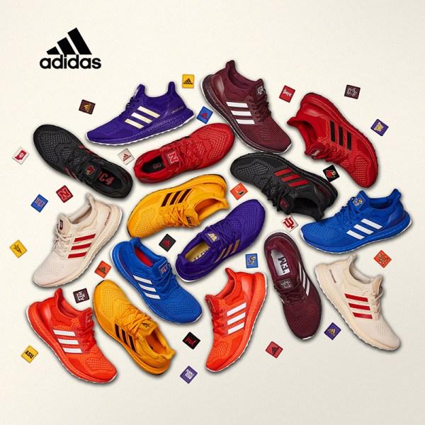 NCAA Collegiate x Adidas Ultra Boost 1.0