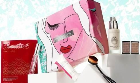 Lookfantastic Beauty Box март 2018 – наполнение