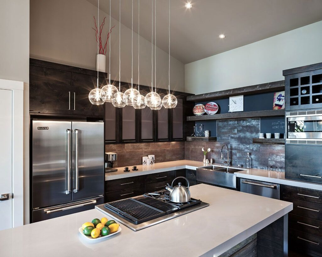 A Look At The Top 12 Kitchen Island Lights To Illuminate Your Kitchen Modern Place
