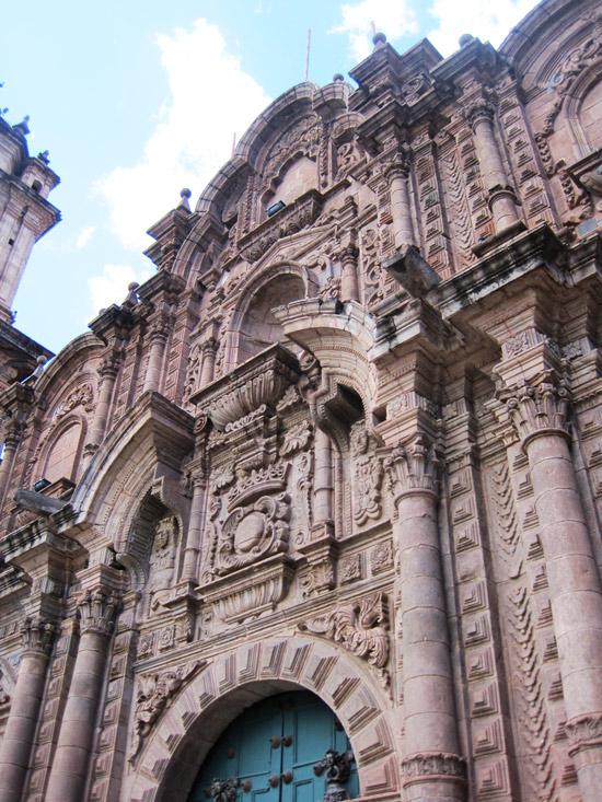 Acupuncture-Volunteering-Cusco-Peru-Cathedral
