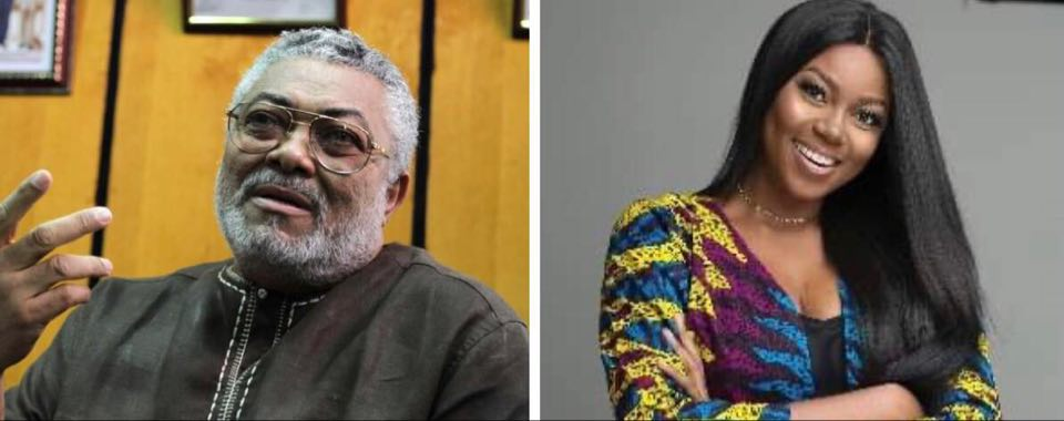 You died on my birthday; you stood for truth always - Yvonne Nelson lauds late Rawlings