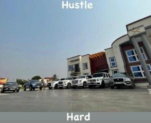 Kantanka Automobile CEO Kwadwo Safo Jnr Flaunts His Luxurious Cars