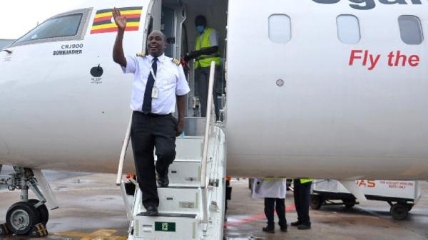 Uganda's Longest Serving Pilot Retires After 40 Years In The Sky