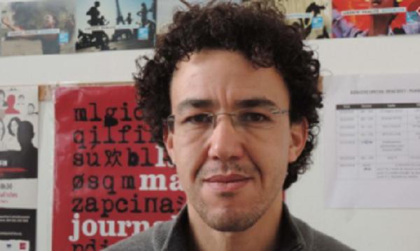 Editor-in-chief of the Akhbar Al Yaoun newspaper, Soulaimane Raissouni
