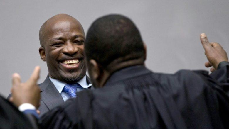 Former Ivorian minister Charles Ble Goude seeks return after ICC acquittal