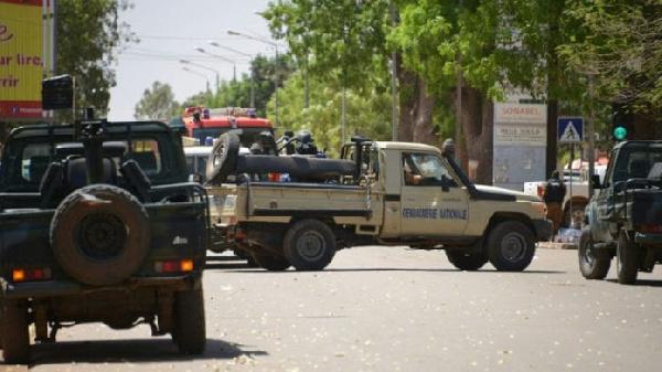 At least 11 alleged terrorists killed in northern Burkina Faso