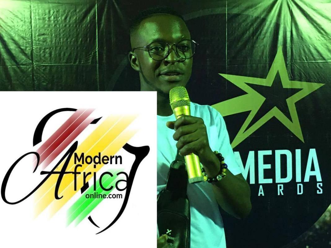 Google Certified Ghana's Youngest Blogger UrsTruly Praiz Awarded A Shining Star Honorary