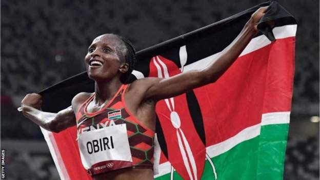 Kenyans online hope to 'send out Olympians' for progress