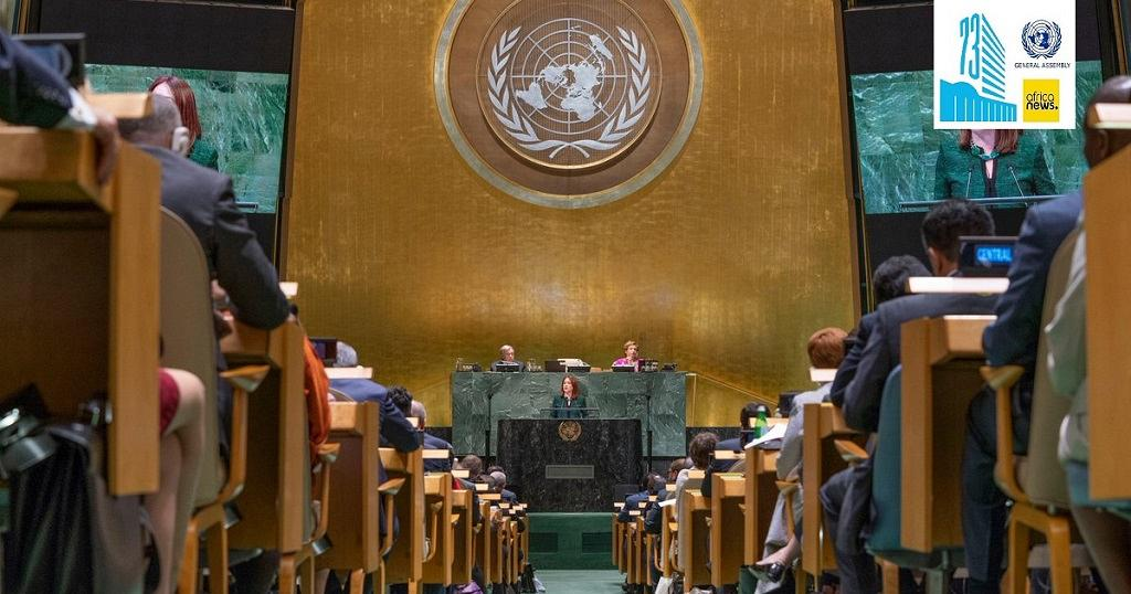 African presidents in US for UN assembly